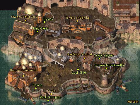 Ironworks Gaming Baldurs Gate 2 Walkthrough Chapter 3