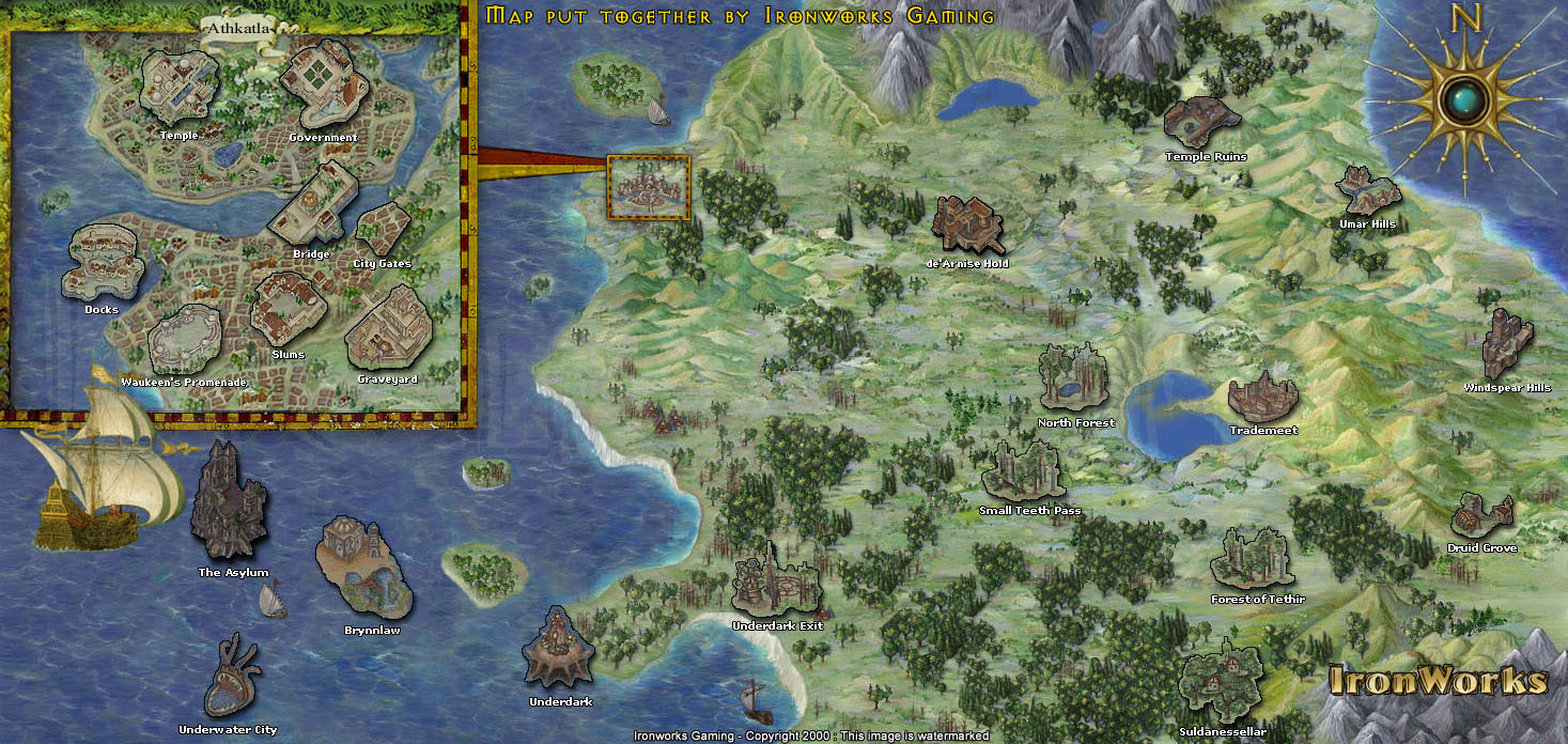 World map screens that sucked you into the game page 3 neogaf shaper divine gumiabroncs Gallery